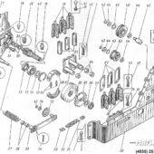 Привод вибровальца ДУ-54