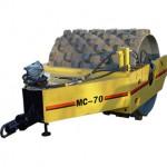 прицепной каток МС-70 вибрационный