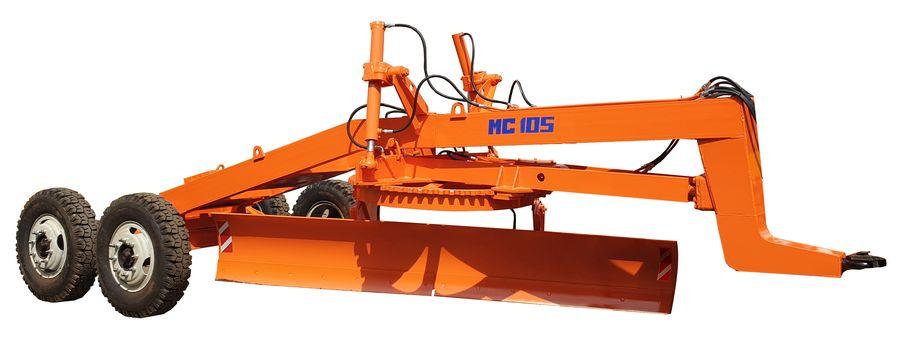 Автогрейдер прицепной МС-105