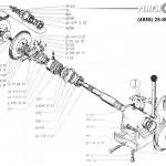 Привод вибратора ДУ-47