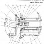 Привод вибровала ДУ-84