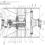 Вал вибратора ДУ-84