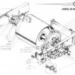 Валец вибрационный ДУ-47